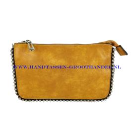 N25 Handtas Flora & Co 6739 moutarde (geel)