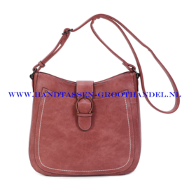 N39 Handtas Ines Delaure 1682757 bois de rose (roze)