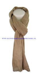 N5 sjaal enec-631 taupe