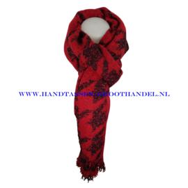 N15 sjaal ENEC-915 rood