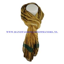 N5 sjaal ENEC-824 groen