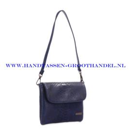 N77 Handtas Qischa 1817 blauw