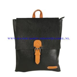 N34 Handtas Flora & Co 6771 zwart