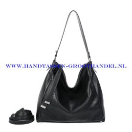 N39 Handtas Ines Delaure 1682868 zwart