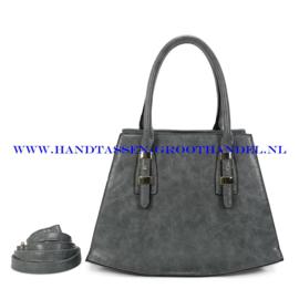 N112 Handtas Ines Delaure 1682718 gris sauge (grijs)