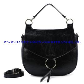 N107 Handtas Ines Delaure 1682477 zwart