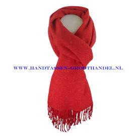 N21 sjaal ENEC-808 rood