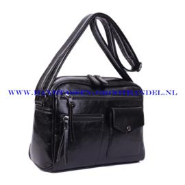 N38 Handtas Ines Delaure 1682235 zwart
