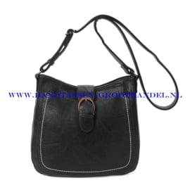 N39 Handtas Ines Delaure 1682757 zwart