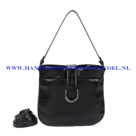 N117 Handtas Ines Delaure 1682697 zwart
