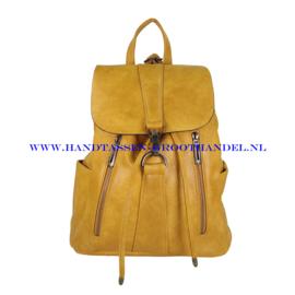 N38 Handtas Flora & Co 6737 moutarde (mosterd - geel)