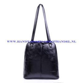 N38 Handtas Ines Delaure 1682267 zwart