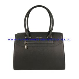N40 Handtas Flora & Co 6540 zwart