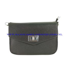 N33 Handtas Flora & Co 6529 zwart