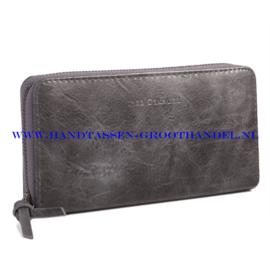 N60 portemonnee Ines Delaure E002 grijs