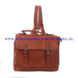 N38 Handtas Ines Delaure 1681652 camel