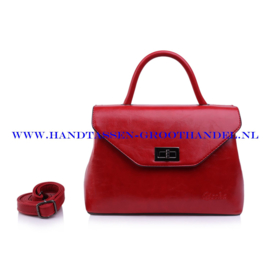 N103 Handtas Qischa 1681457a rood