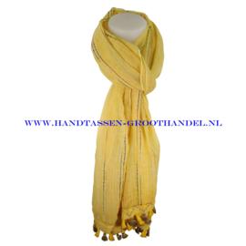 N113 sjaal ENEC-320 geel