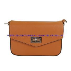 N33 Handtas Flora & Co 6529 camel