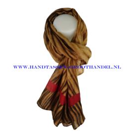 N5 sjaal ENEC-824 rood