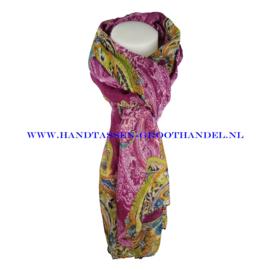 N7 sjaal 1011 violet (paars)
