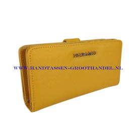 N24 portemonnee Flora & Co k1699 moutarde (geel)