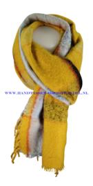 N12 sjaal ENEC-872 geel
