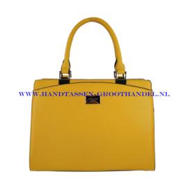 N40 Handtas Flora & Co 6346 moutarde (mosterd - geel)