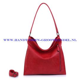 N38 Handtas Ines Delaure 1682302 rood