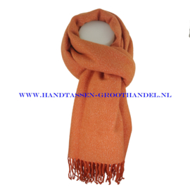 N21 sjaal ENEC-808 rouille (oranje)