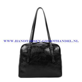 N112 Handtas Ines Delaure 1682782 zwart