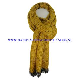 N101 sjaal ENEC-845 geel