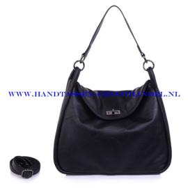 N38 Handtas Ines Delaure 1682253 zwart