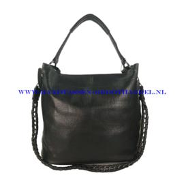 N36 Handtas Eleganci 8262-3 zwart
