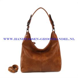 N72 Handtas Ines Delaure 1682087 camel