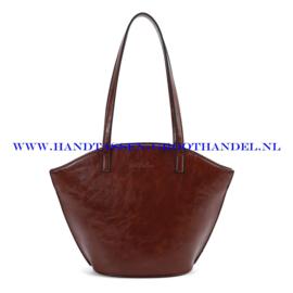 N72 Handtas Ines Delaure 1682516 camel