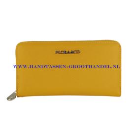 N20 portemonnee Flora & Co k1688 moutarde (geel)