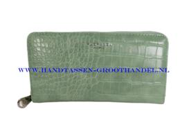 N20 portemonnee Flora & Co 2701 vert claire ( groen)