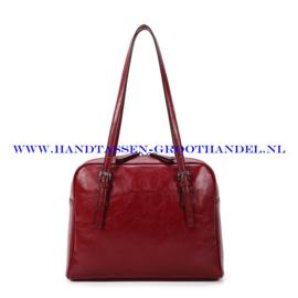 N112 Handtas Ines Delaure 1682782 rood