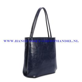 N112 Handtas Ines Delaure 1682213 blauw