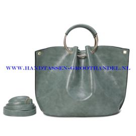 N73 Handtas Ines Delaure 1682642 vert rivage (groen)