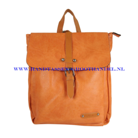 N36 Handtas Flora & Co 6730 oranje