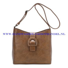 N72 Handtas Ines Delaure 1682546 cuivre (brons - goud)