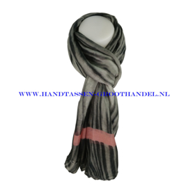 N5 sjaal ENEC-824 skin pink (roze)
