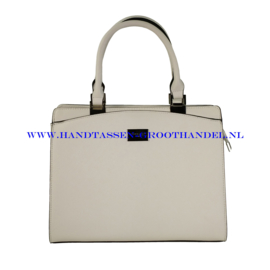 N40 Handtas Flora & Co 6346 wit