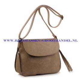 N35 Handtas Ines Delaure 1681826 sable (zandkleur - taupe)
