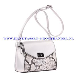 N32 Handtas Ines Delaure 1682043 zilver