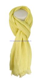 N7 sjaal 19215 geel