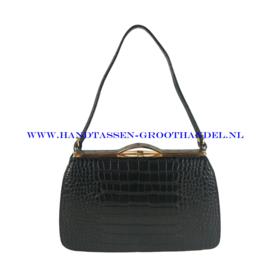 N27 Handtas Flora & Co 9558 zwart