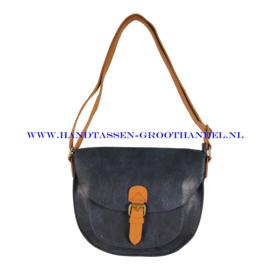N97 Handtas Flora & Co 6769 blauw
